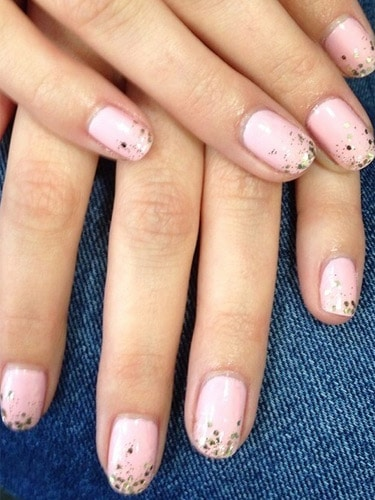 50 gorgeous nail designs for short nails