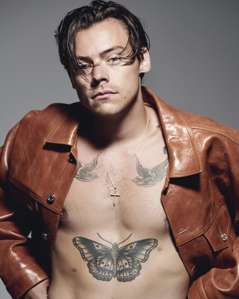 25 Famous Celebrities With Butterfly Tattoos - Stylinggo